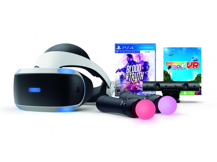 Playstation VR for PS4 مواصفات والعاب