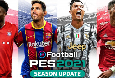 PES 2021 for rent in egypt