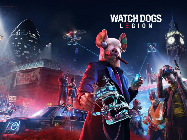 Watchdogs legion for rent in Egypt by 3anqod