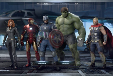 Marvel's Avengers for rent in Egypt by 3anqod