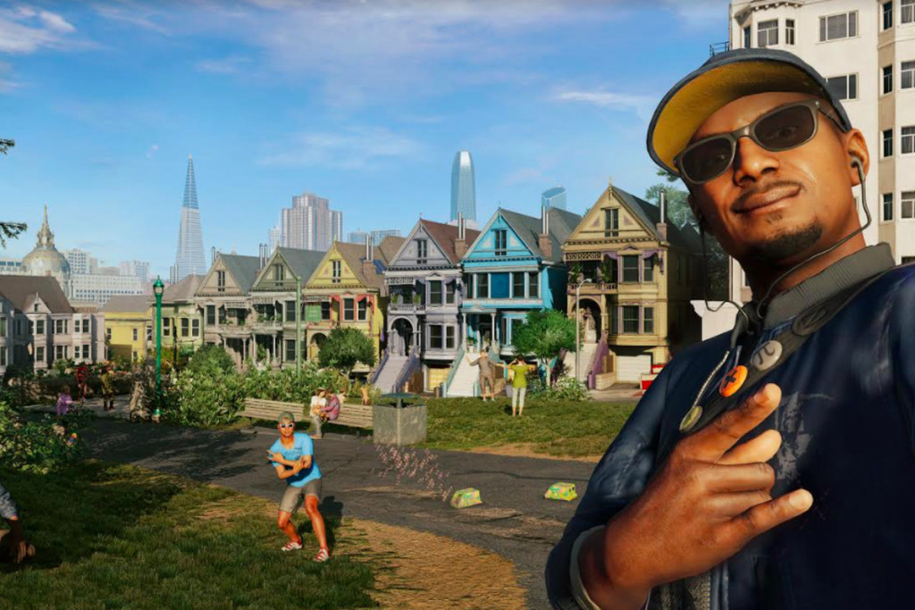 WatchDogs 2 for rent in Egypt by 3anqod