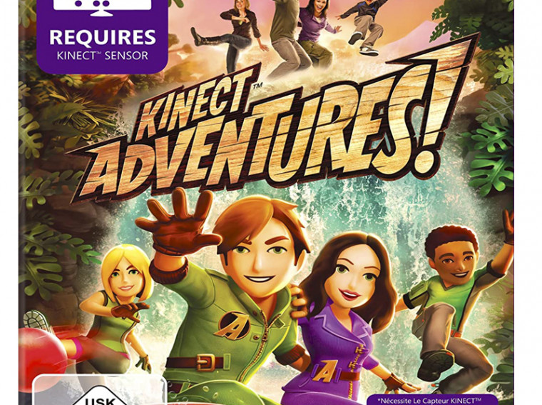 kinect Adventures for rent in Egypt by 3anqod