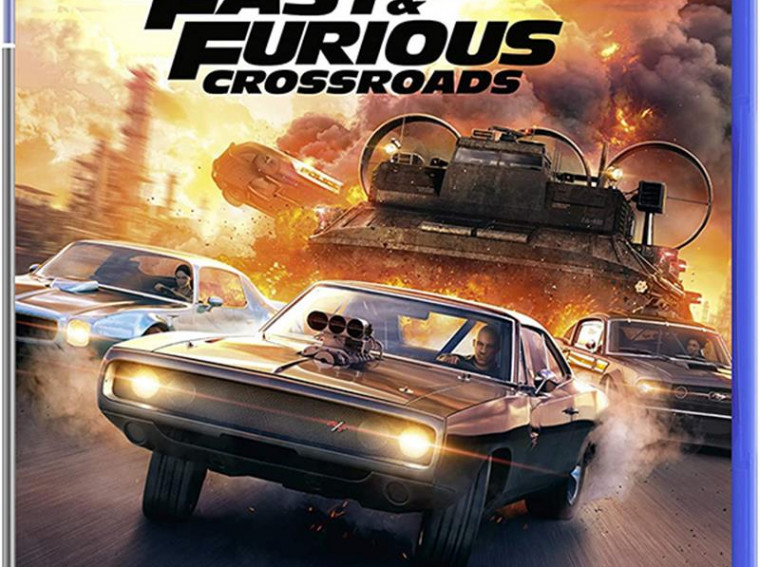 Fast and Furious Crossroads for rent in Egypt by 3anqod