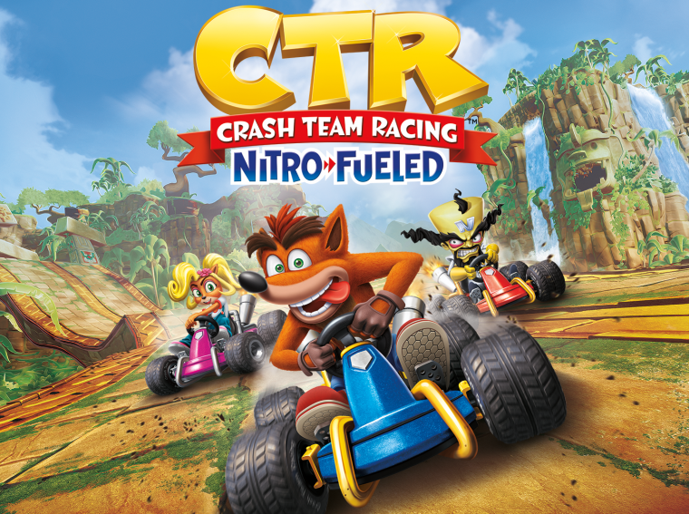 العاب crash-team-racing-