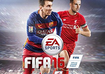 FiFA 16 Xbox 360 for rent in Egypt by 3anqod