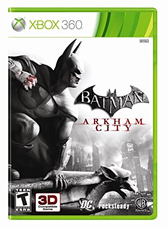 Rent Batman Arkham City Xbox 360 in Egypt