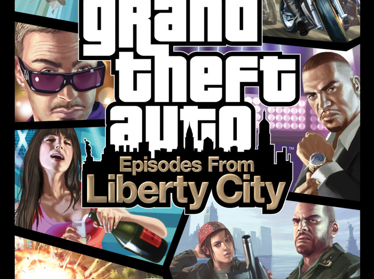 Rent Grand Theft Auto Episodes From Liberty City in Egypt